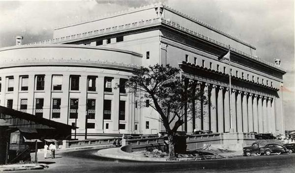 manila central post office Manila Central Post Office 129