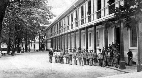 Sta. Lucia Barracks, Intramuros Sta. Lucia Barracks, Intramuros Sta. Lucia Barracks, Intramuros 28 455x250