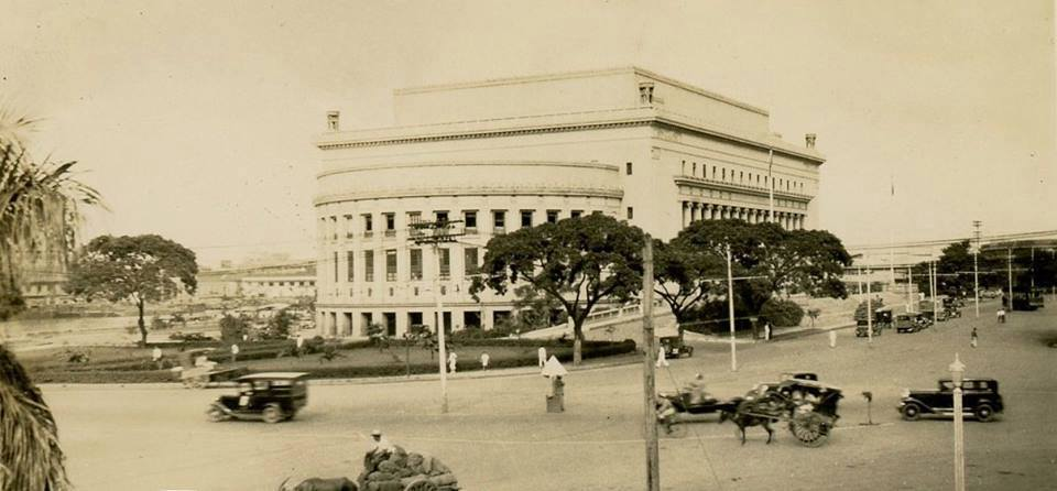 Manila Central Post Office Manila Central Post Office 283