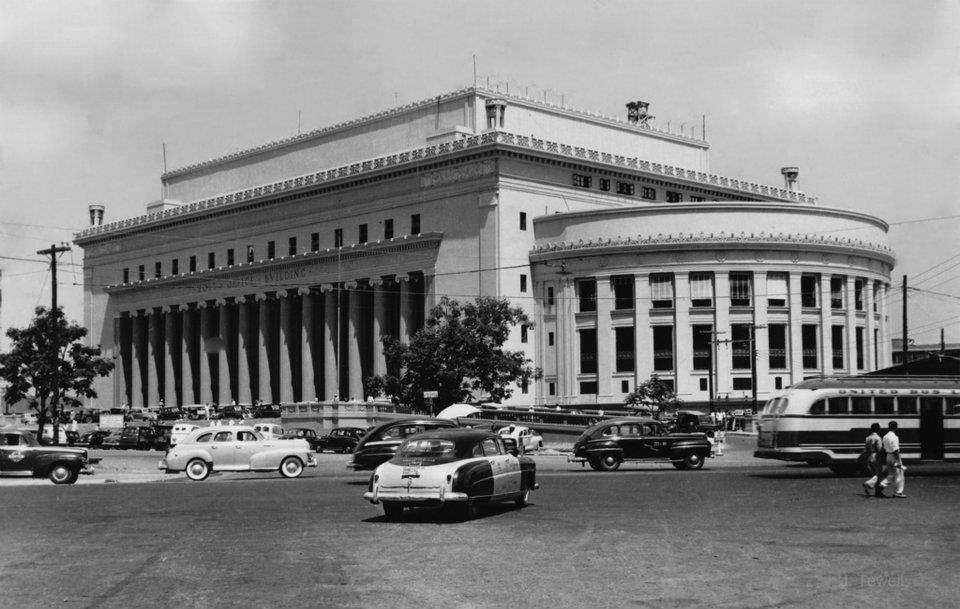 manila central post office Manila Central Post Office 284
