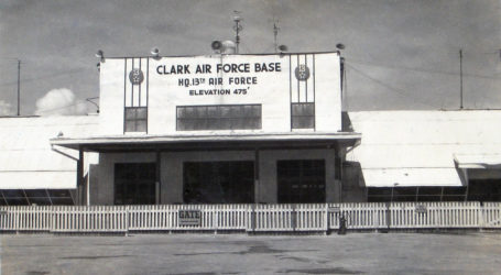 Clark Air Force Base clark air force base Clark Air Force Base 85 455x250