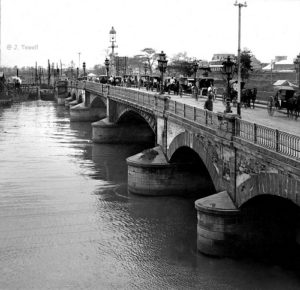 jones bridge Jones Bridge bridgeofspain1910s 300x290